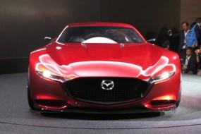Mazda RX otrzyma silnik Wankla
