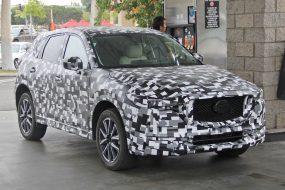 Mazda CX-5 gotowa do produkcji