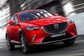 Nowa Mazda CX-3 zadebiutuje w Genewie